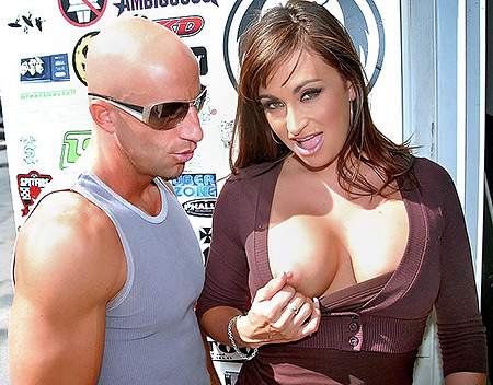 Big Tits MILF Claudia Valentine Rides on Top